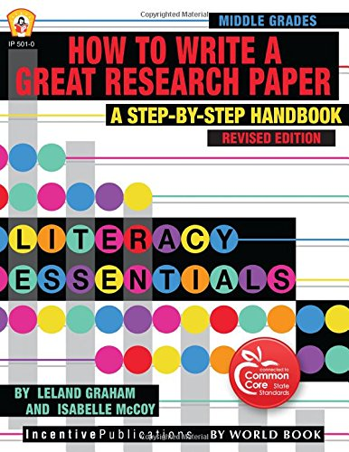 9781629500140: How to Write a Great Research Paper
