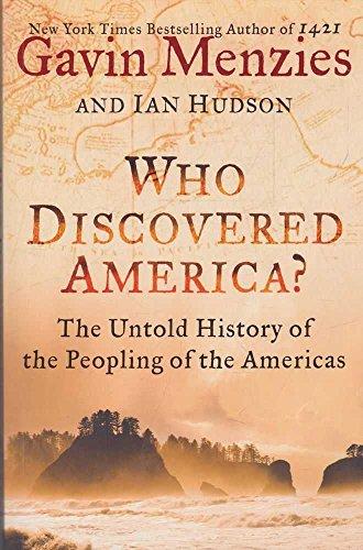 9781629530079: Who Discovered America? The Untold History of the Peopling of the Americas