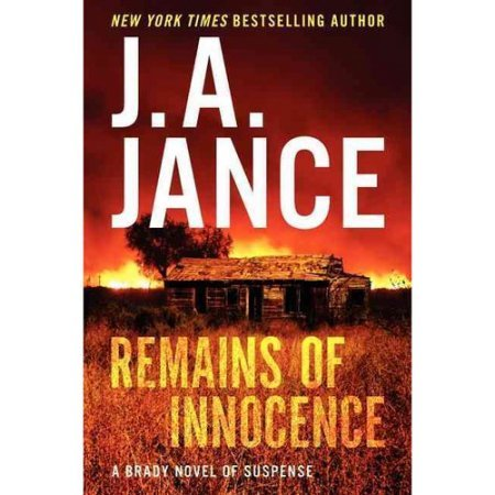 9781629531113: Remains of Innocence (LARGE PRINT EDITION)