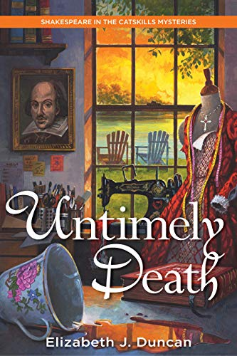 9781629531915: Untimely Death: A Shakespeare in the Catskills Mystery