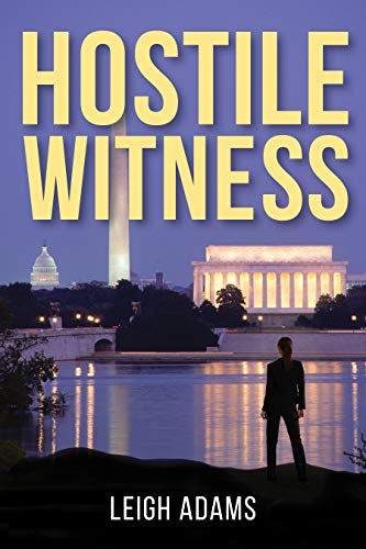 Hostile Witness: A Kate Ford Mystery: Adams, Leigh