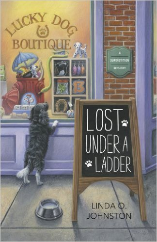 9781629532813: Lost under a Ladder: A Superstition Mystery
