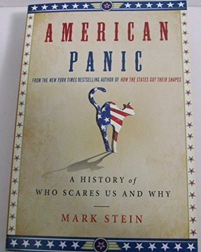 American Panic: Mark Stein