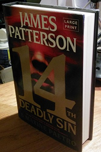 9781629534510: 14th Deadly Sin - Large Print By James Patterson