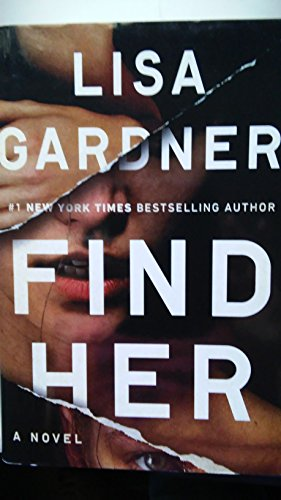 9781629538488: Find Her (Large Print Edition)
