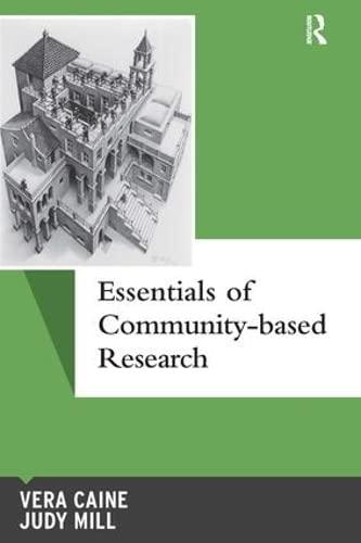 9781629581118: Essentials of Community-based Research (Qualitative Essentials)