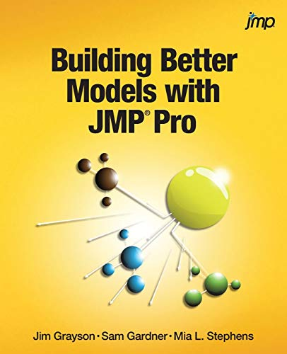 9781629590561: Building Better Models with JMP Pro
