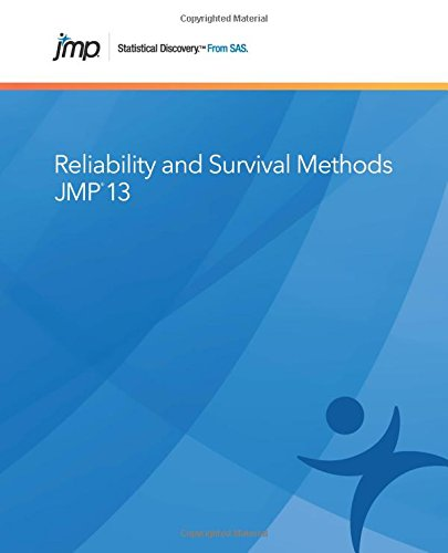 9781629604817: JMP 13 Reliability and Survival Methods