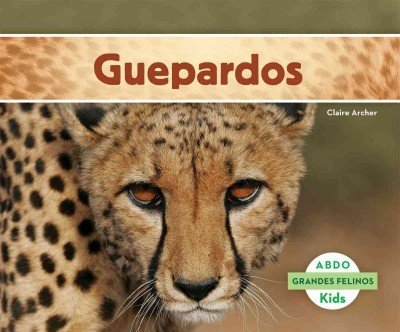 Guepardos (Abdo Kids: Big Cats) (Spanish Edition): Archer, Claire