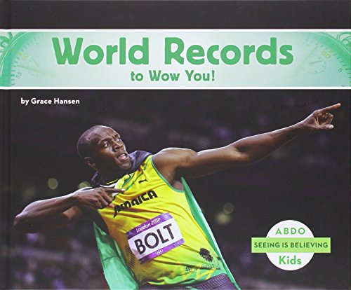 World Records to Wow You! (Seeing Is Believing): Grace Hansen