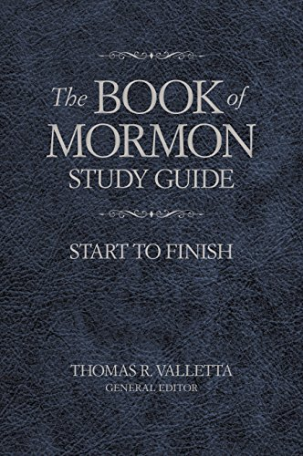 9781629720975: The Book of Mormon Study Guide: Start to Finish
