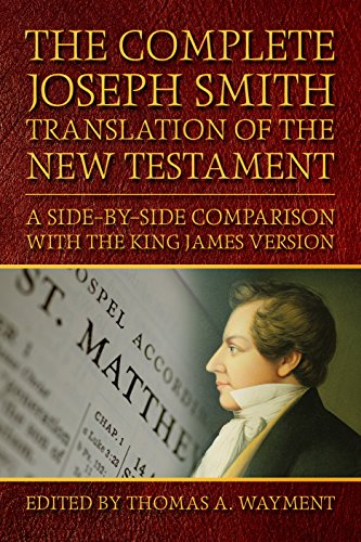 9781629721835: The Complete Joseph Smith Translation of the New Testament