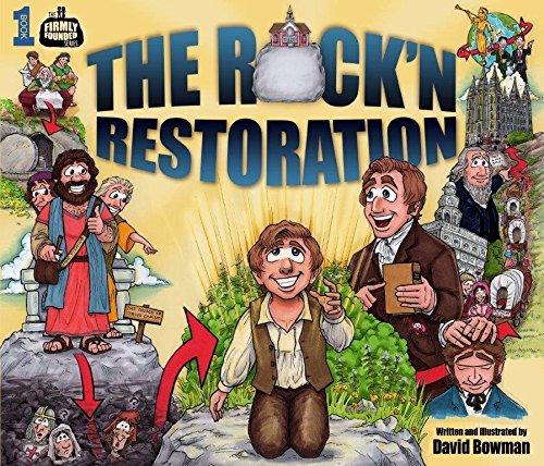 9781629722054: The Rock'n Restoration