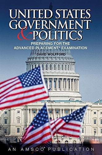 9781629748559: U.S. Government and Politics: Preparing for the Advanced Placement Exam