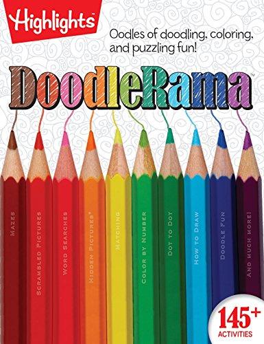 Doodlerama (Puzzlemania Doodlerama): Children, Highlights for