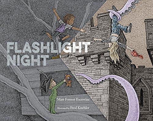 Flashlight Night: Matt Forrest Esenwine