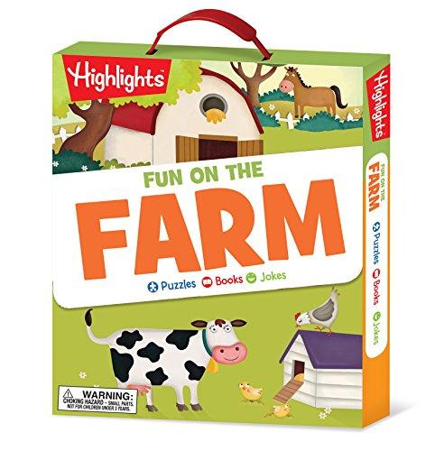 9781629795423: Fun on the Farm (Highlights™ Boxes of Fun)