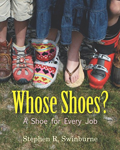 9781629796918: Whose Shoes?: A Shoe for Every Job
