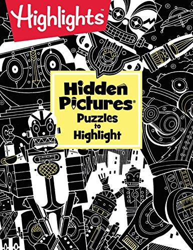 Hidden Pictures Puzzles to Highlight Hidden Pictures Puzzles to Highlight Activity Books)