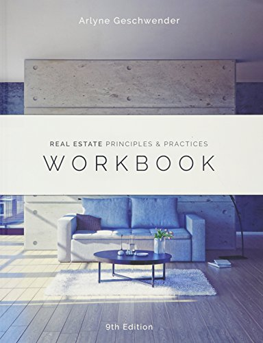 9781629800073: Real Estate Principles and Practices (Workbook)