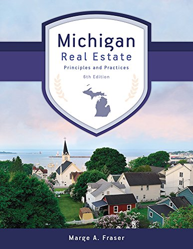 9781629800103: Michigan Real Estate: Principles and Practices