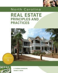 9781629800127: North Carolina Real Estate: Principles & Practices, 7th Edition by Nancy F. Keck (2014-05-04)