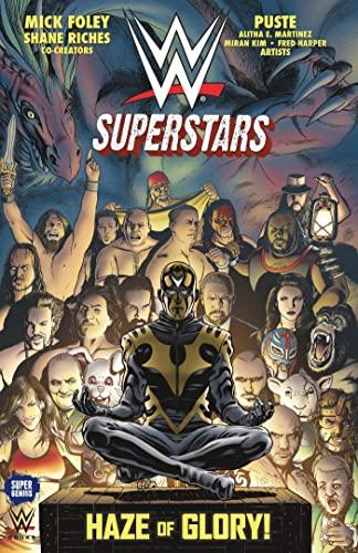 9781629910536: WWE Superstars #2: Haze of Glory