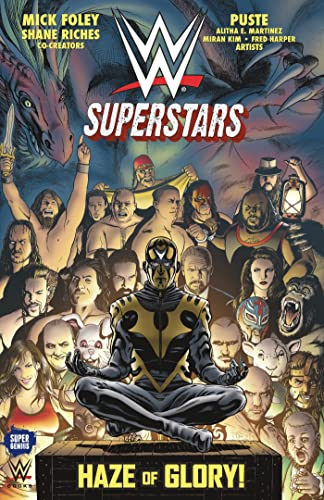 WWE Superstars #2: Haze of Glory: Foley, Mick; Riches,