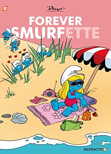 Forever Smurfette (Smurfs Graphic Novels): Peyo