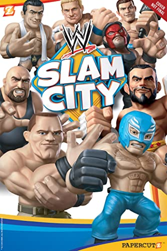 9781629910673: WWE Slam City 2: Rise of El Diablo