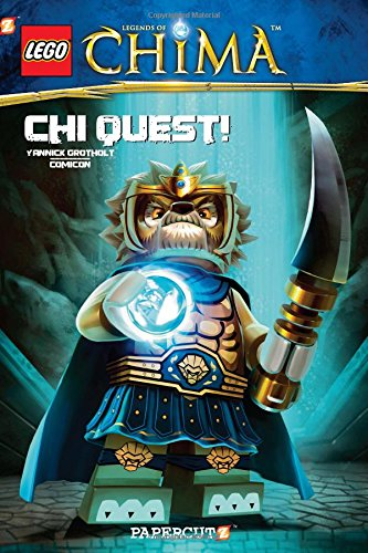 Lego Legends of Chima Vol. 3 : Chi Quest!