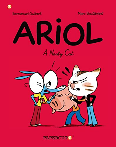9781629911571: Ariol #6: A Nasty Cat (Ariol Graphic Novels)