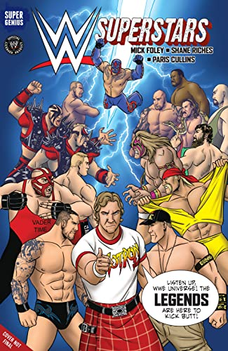 WWE Superstars #3: Legends