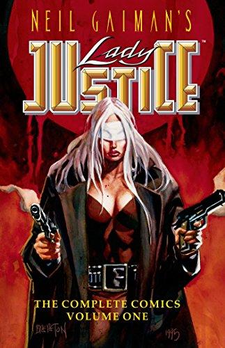 9781629911830: Neil Gaiman's Lady Justice #1
