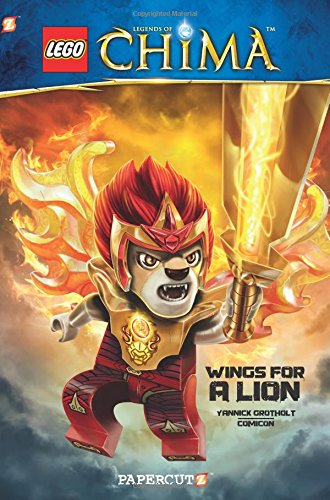 9781629911854: LEGO Legends of Chima #5: Wings for a Lion