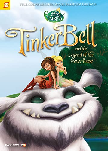 Tinker Bell and the Legend of the Neverbeast (Disney Fairies Graphic Novels): Orsi, Tea