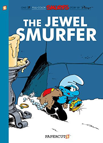 9781629911946: Smurfs #19: The Jewel Smurfer, The (The Smurfs Graphic Novels)