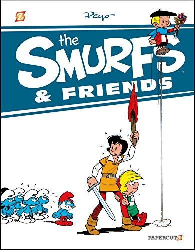 9781629911991: The Smurfs & Friends