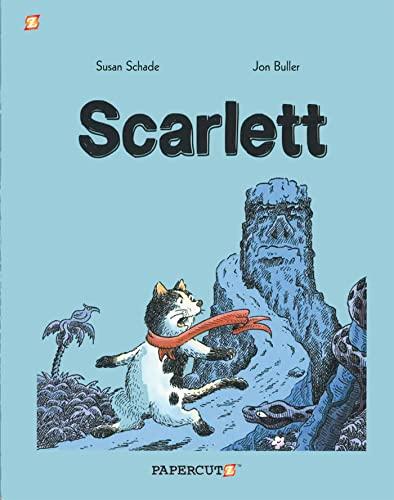 Scarlett 1 A Star on the Run: John Buller, Susan