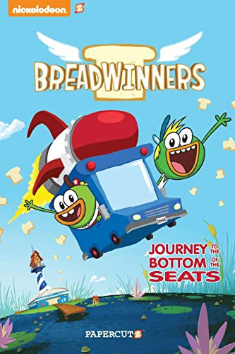 9781629913018: Breadwinners #1: 'Journey to the Bottom of the Seats'