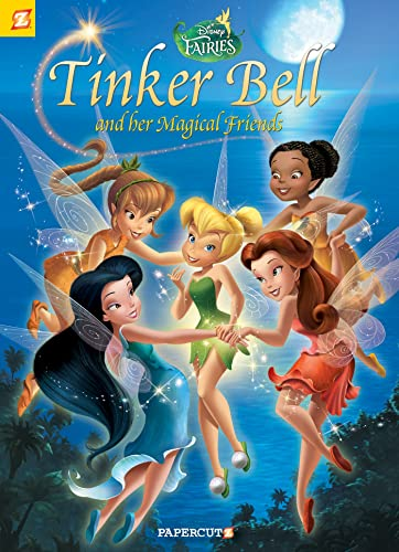 9781629914305: Disney Fairies Graphic Novel #18: Tinker Bell and her Magical Friends