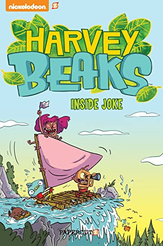9781629914329: Harvey Beaks #1: Inside Joke