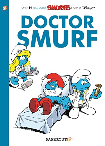 9781629914343: Smurfs #20: Doctor Smurf (The Smurfs Graphic Novels)