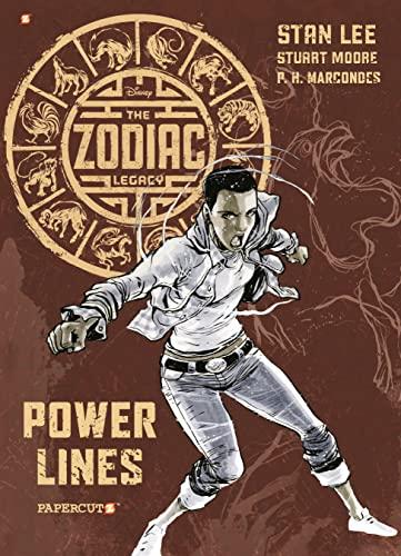 9781629914442: ZODIAC LEGACY GN VOL 02 POWER LINES