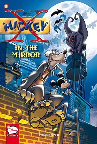 9781629914466: X-Mickey #1: In the Mirror (Disney Graphic Novels)