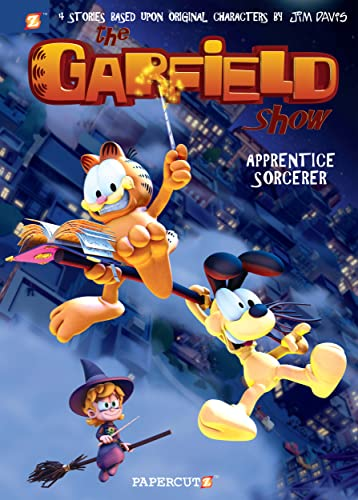 9781629914503: The Garfield Show 6: Apprentice Sorcerer