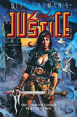 9781629914800: Neil Gaiman's Lady Justice #2