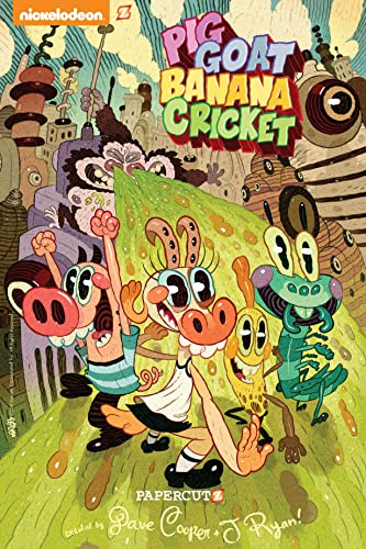 9781629914824: Pig Goat Banana Cricket #1