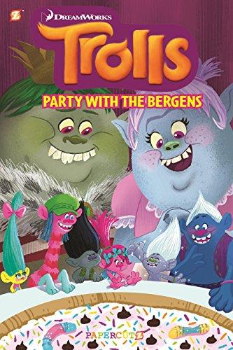 Trolls : Party With the Bergens: Scheidt, Dave; Hutchinson,
