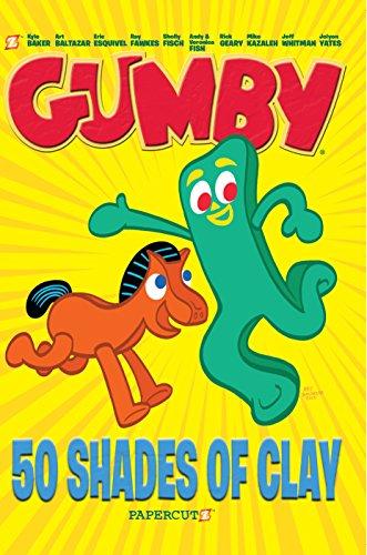 Gumby Graphic Novel Vol. 1 (Paperback): Jeffrey B. Whitman,
